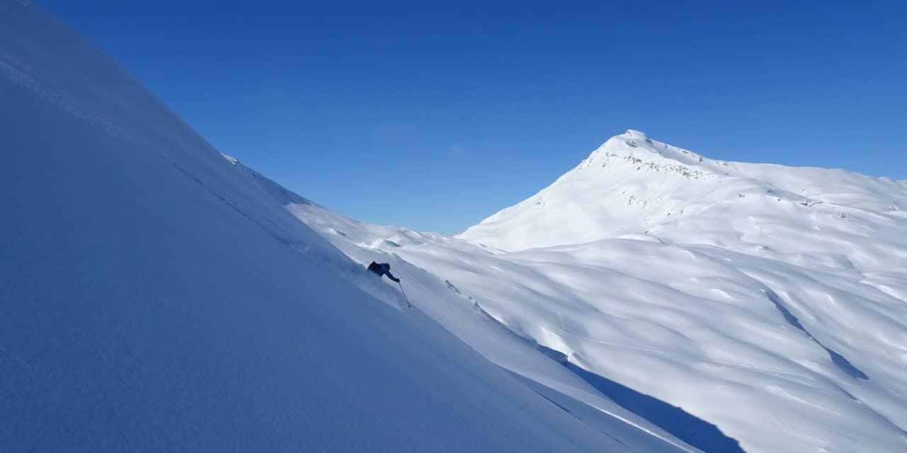 Safiental, pas loin du parad'ski !