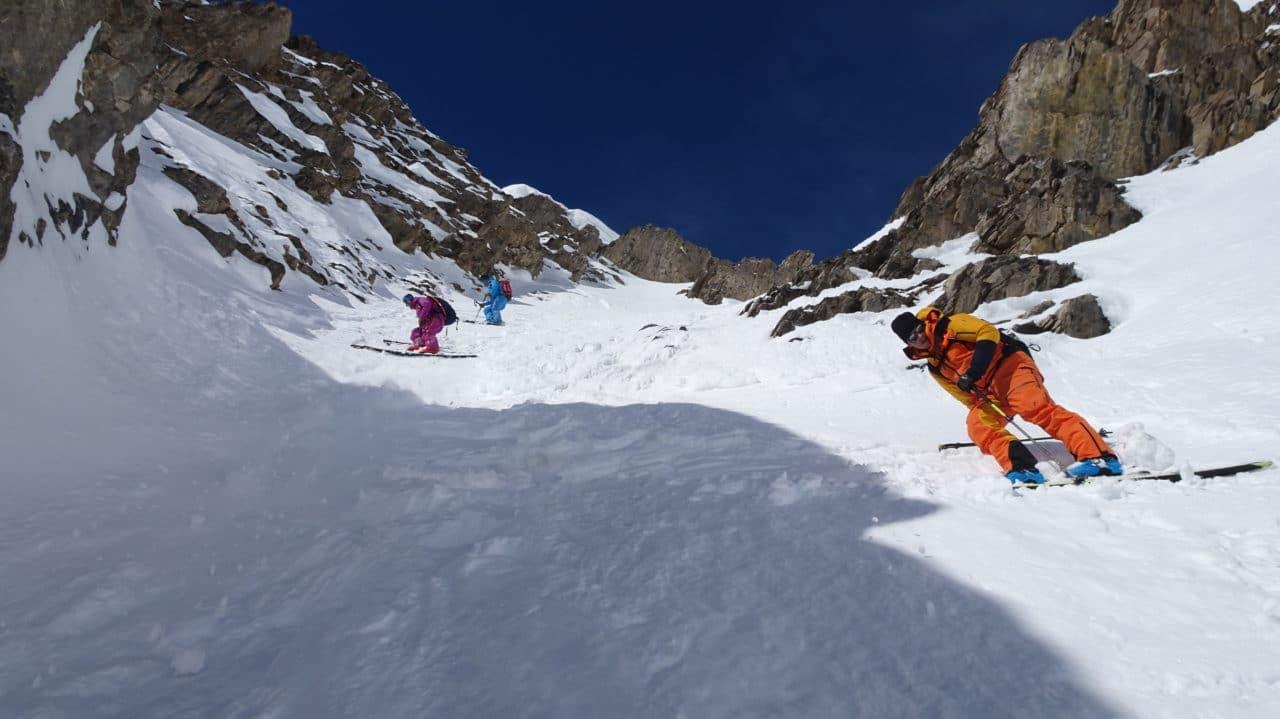 ski pente raide leukerbad. Helyum.ch