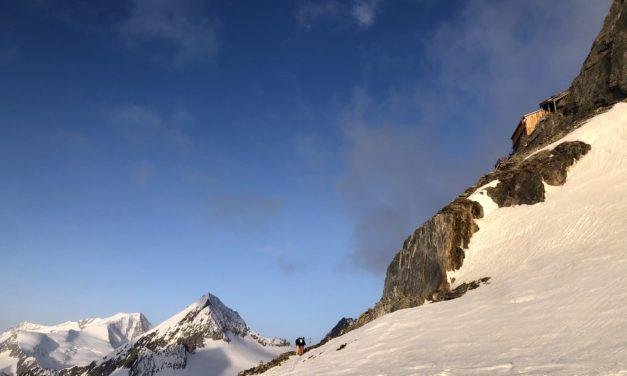 Haute route Jungfraujoch – Grimsel