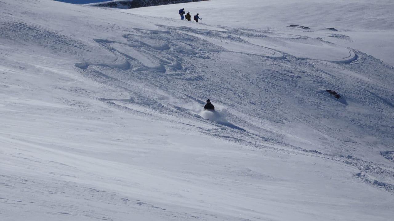 Gältehore versant nord. Helyum.ch