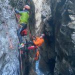 Le canyoning et Helyum