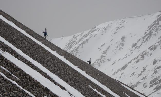 Kirghistan : Soyok Pass, camp de base printanier
