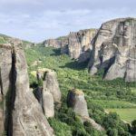 Escalade dans les Météores (Grèce)