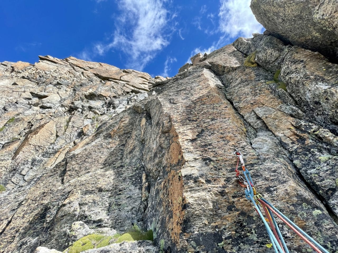 Escalade à Valsoera Pontese Tribolazione