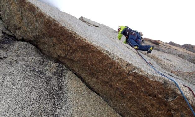 Nolens Volens : Gross Bielenhorn versant Sud-Ouest