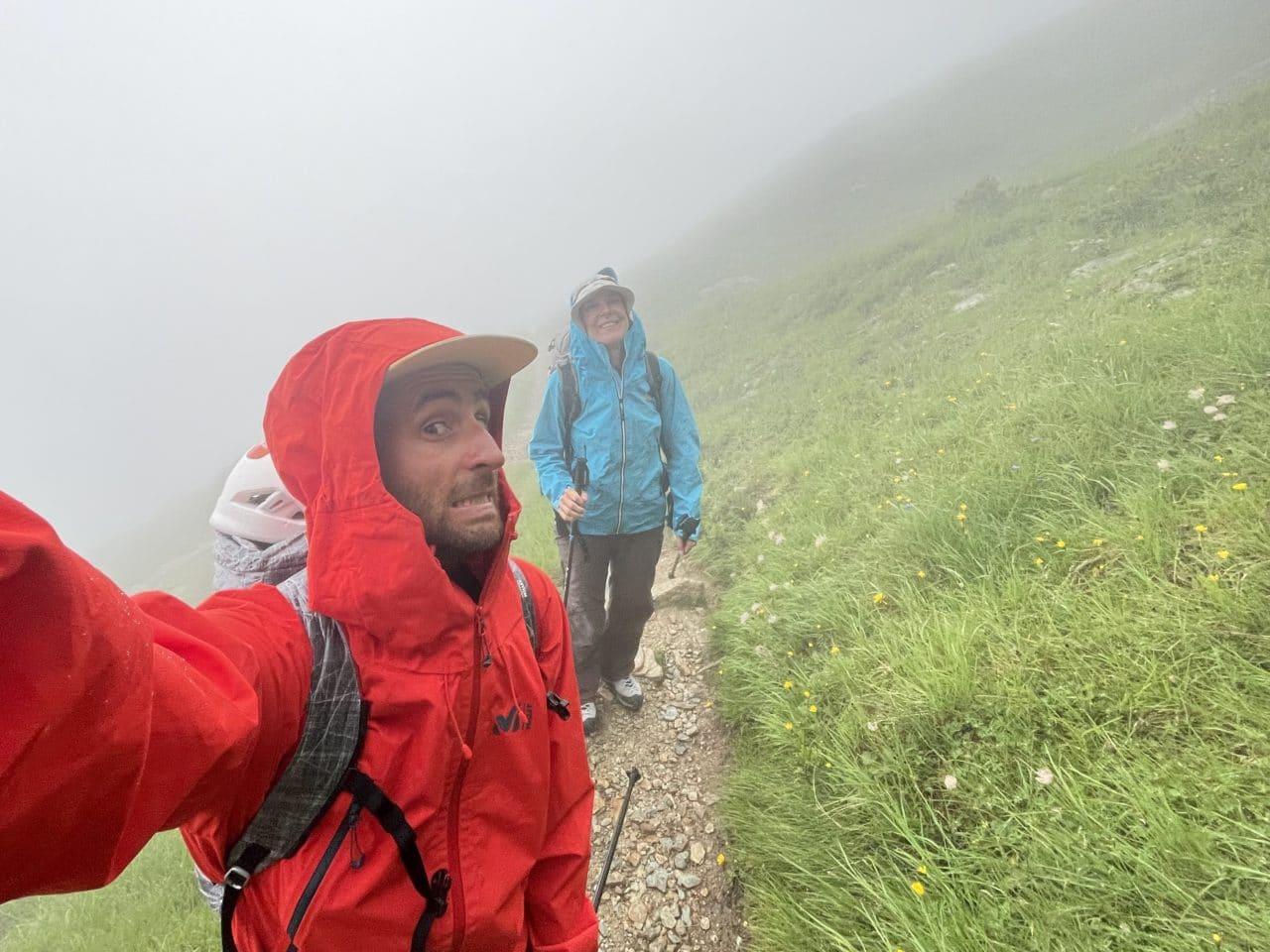 Tsalion, Aiguille de la Tsa et Zinalrothorn avec Yann Nussbaumer guide de montagne chez Helyum