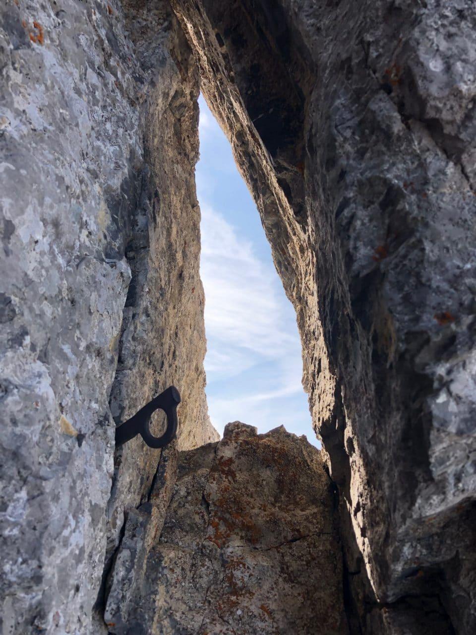 Arête Vierge avec Jérôme Gottofrey guide de montagne chez Helyum